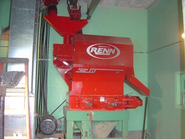 Renn roller mills meet the grain processing needs of any